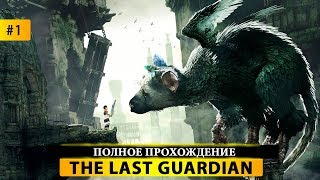🐲 The Last Guardian - ПРОХОЖДЕНИЕ #1