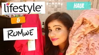 Romwe & Lifestyle Sale Haul |TheLifeSheLoved| Sana K