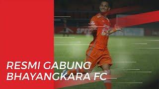 Dirumorkan Ke Persija, Renan Silva Akhirnya Resmi Bergabung ke Bhayangkara FC