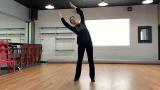 Video 9 from Julia – Ballroom Exercise