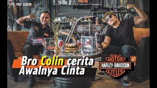 TalkShow SUMATERA MOTOR HARLEY-DAVIDSON || Colin Sianipar