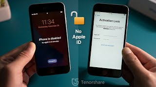 How to Unlock iPhone 6S without Apple ID/Activation Lock/iCloud Password