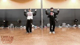 Turn Up The Music - Chris Brown / Hilty & Bosch Choreography / URBAN DANCE CAMP