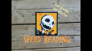 Jack Skeleton Fuse Bead