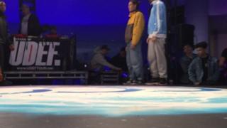 Headbangerz B-Boy - Finals Live - from The Source, CA