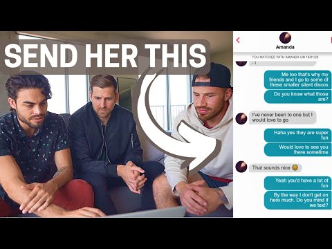 How to message a girl on Tinder (feat. HowtoBeast and Dave Perrotta)