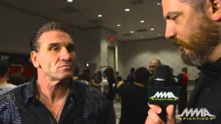 Ken Shamrock Believes First Loss To Royce Gracie Affected His Legacy