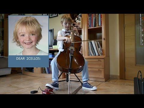 A message for 2 cellos...