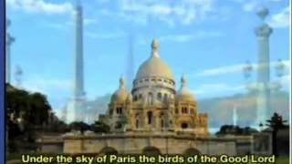 Edith Piaf Sous le Ciel de Paris 1954 English Subtitles