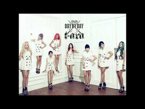 [DL/MP3 320kb] T-Ara - 04. Hue (Day By Day - EP)
