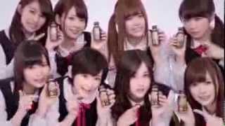 【HD】 乃木坂46 メガシャキ「メガシャキ&ギガシャキ」篇 CM(15秒)
