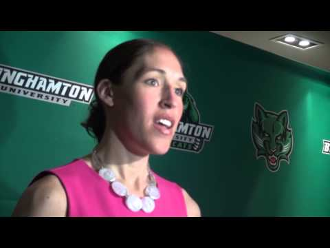 Sample video for Rebecca Lobo