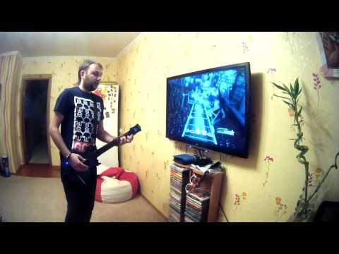 guitar hero / гитар херо warriors of rock wii wii u