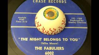 The Fabuliers-The Night Belongs To You CHASE