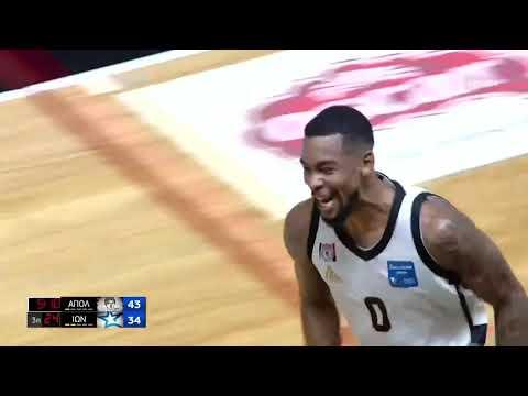 Basket League   Απόλλωνας Πάτρας – Ιωνικός Νίκαιας 80-72   HIGHLIGHTS   03/10/2021   ΕΡΤ