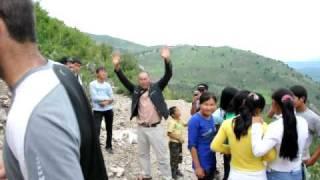 preview picture of video 'Kyrgyzstan 09 Cascada Arslanbob'