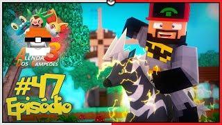 Zebstrika  - (Pokémon) - Minecraft A Lenda dos Campeões 3 #47 - Nossa Zebstrika Está Pronta! [Pixelmon]