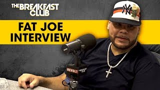 The Breakfast Club - Fat Joe On The Streets Changing, Breaking Through Depression, Dropping New Music + More
