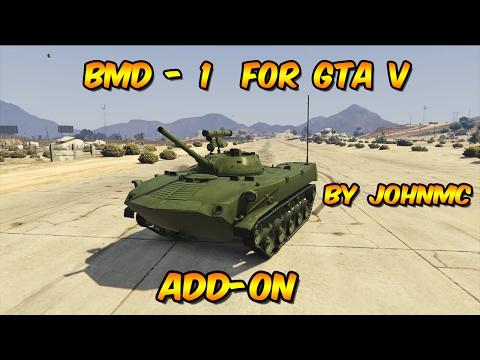 BMD-1 [Add-On]