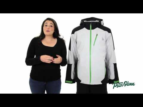 2017 Spyder Men's Chambers Ski Jacket Review by Peter Glenn