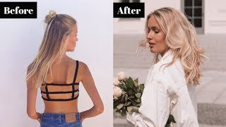 How I Went From THIN DAMAGED To THICK HEALTHY Hair | My Hair Care Routine