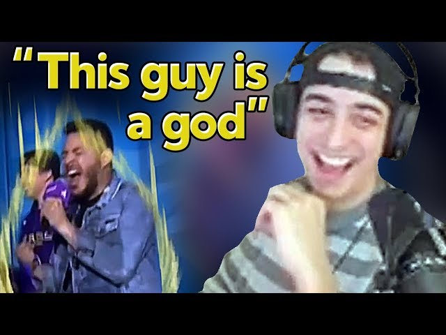 Cloakzy Reacts to Our Montage