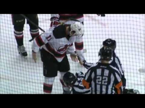 Blake Coleman vs. Travis Ewanyk