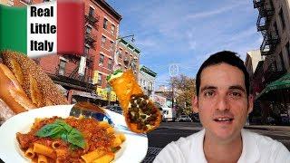 The Real Little Italy- NYCs Best Kept Secret? (Arthur Ave, Bronx)