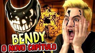 AGORA EU ACABO COM O BENDY - BENDY AND THE INK MACHINE #05