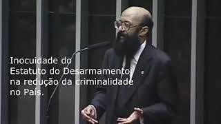 DR. ENÉAS CARNEIRO JÁ ALERTAVA A SOCIEDADE