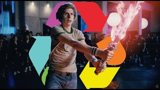 Behold Eclectic Method's amazing mash up of 'Scott Pilgrim Vs The World': Watch
