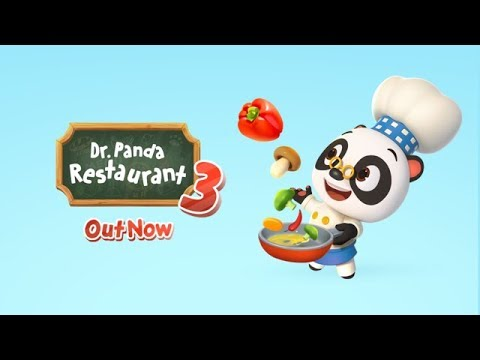 Dr. Panda Restaurant 3 video