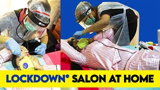 👰Pre Bridal Bodycare Full Body Wax 👙Bikini Wax, Threading, Hair Color Full Salon At Home|Be Natural
