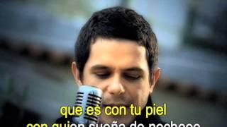 Alejandro Sanz - Amiga Mía (Karaoke)   CantoYo