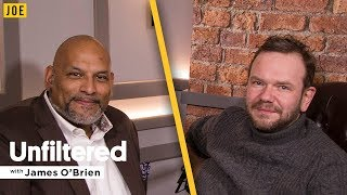 John Amaechi Interview On Psychology, Sexuality & The NBA | Unfiltered With James O'Brien #18