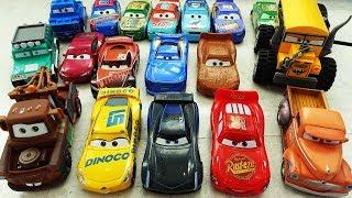 МАШИНКИ Мультик ТАЧКИ 3 Мультфильм про машинки для мальчиков. Disney Cars 3.