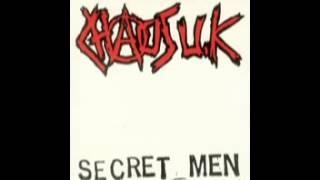 Chaos U.K - Secret Men EP (1993)