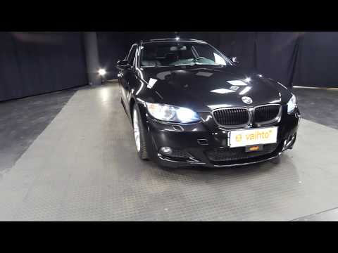 BMW 3-sarja 320 Cd E92 Coupe, Coupe, Manuaali, Diesel, BRM-556