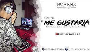 18) ME GUSTARIA   REMIX Nico Verdasco DJ  Sech, Justin Quiles, Jowell Y Randy, Dimelo Flow
