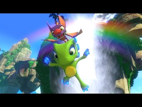 , title : '6 Minutes of Yooka-Laylee Gameplay - Gamescom 2016'