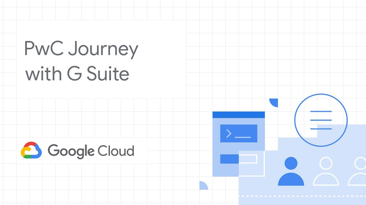 PwC transformed the way they work with G Suite. Now they collaborate and communicate effectively across 170 locations around the world.