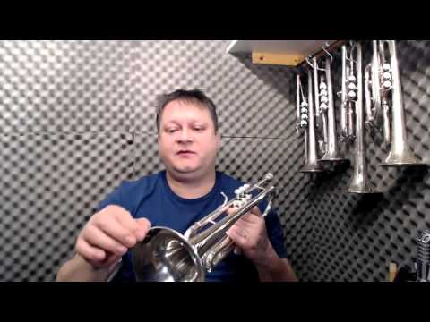 BE110 Besson trumpet review