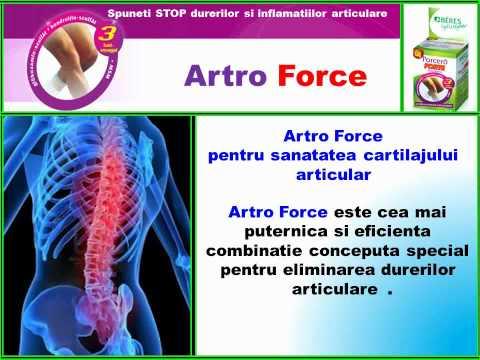 Tratamentul articulațiilor de viermi
