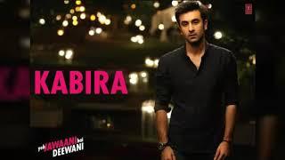Kabira lyric with english translation - YouTube