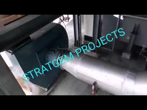Industrial Scrubber
