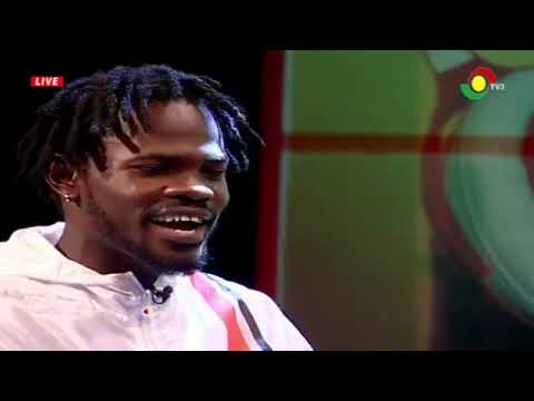 Fameye Tells His Breakthrough Story - on Showbiz 360