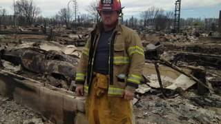 Thank You to Our Firefighters and Volunteers Helping Fort McMurray!