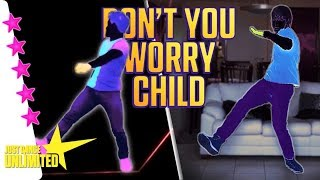 Don't You Worry Child By Swedish House Mafia   Just Dance® 2019 Unlimited| MEGASTAR Gameplay