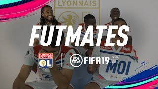 FUTMATES – Les Joueurs Se Chambrent Sur Les Notes FIFA 19 | Olympique Lyonnais