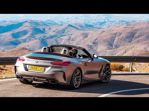 External Review Video rljWSW-aY9s for BMW Z4 Roadster (G29)